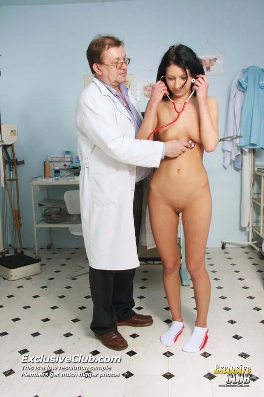 image Teen doctor check up virgin prom