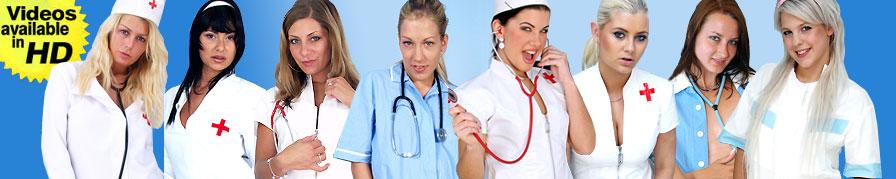 Free nurse porn movies of naughty nurse Manuela