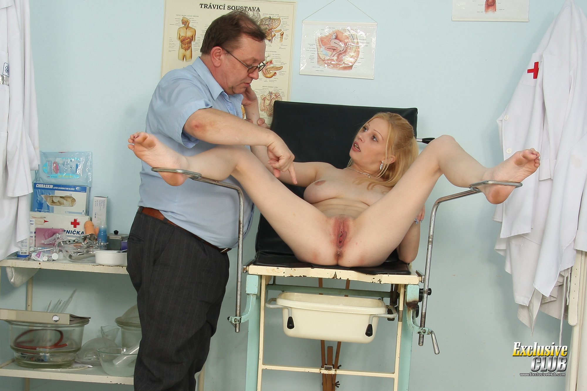 Секс у гинеколога на русском онлайн 1 фотография